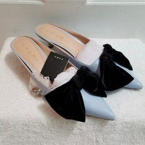 Zara Bow Slide